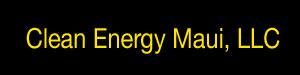 Clean Energy Maui
